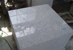 芝麻白光面 板材定制
